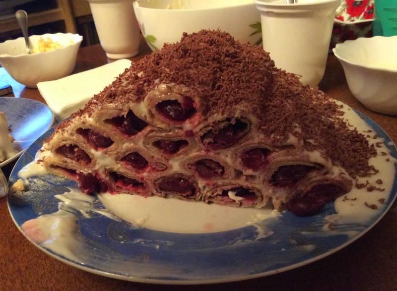 торт гугуце рецепт с фото